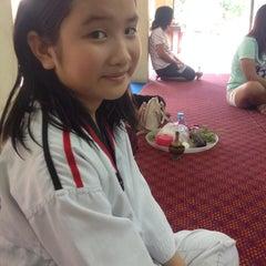 Photo taken at วัดหนองใหญ่ by Mummy S. on 6/27/2015