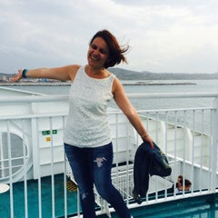 Photo taken at Ancona Ferries Terminal by Güler İ. on 9/4/2015