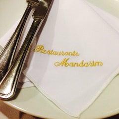Photo taken at Restaurante Mandarim by ✨Carla F. on 5/25/2014