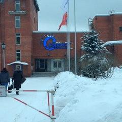 Photo taken at База отдыха «Связист» by Vladochka on 2/15/2013