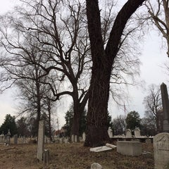 Photo taken at Alexandria National Cemetery by robin s. on 3/2/2014