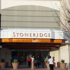 Photo taken at Stoneridge Shopping Center by Katie on 3/9/2013