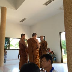 Photo taken at วัดป่ากู่แก้ว by StreetMew N. on 4/19/2015