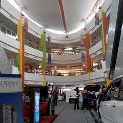 Photo taken at Palembang Trade Center (PTC) by Adie S. on 4/28/2015