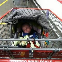 Photo taken at Costco Wholesale by Stephanie A. on 3/27/2013
