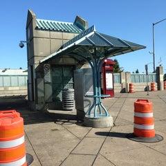 Photo taken at TriMet NE 60th Ave MAX Station by LLCoolShaun on 7/13/2013