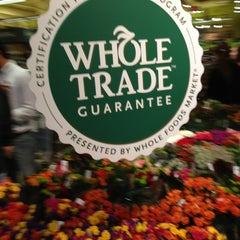 Photo taken at Whole Foods Market by LLCoolShaun on 3/3/2013