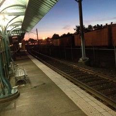 Photo taken at TriMet NE 60th Ave MAX Station by LLCoolShaun on 10/5/2013