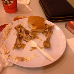Photo taken at KFC by Fred F. on 10/22/2013