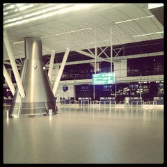 Photo taken at Sofia International Airport (SOF) by Oliver G. on 5/24/2013