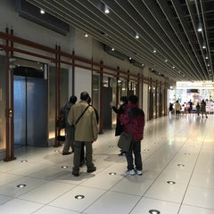 Photo taken at JRセントラルタワーズ (JR Central Towers) by 名音 on 1/17/2016