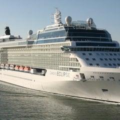 Photo taken at Celebrity Cruises - Equinox by Sergey K. on 3/23/2013