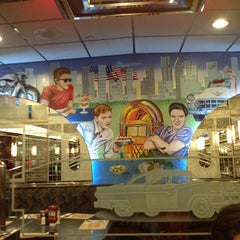 Photo taken at On Parade Diner by Michelle M. on 2/11/2013