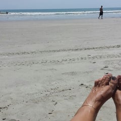 Photo taken at Resort on Cocoa Beach by Candy F. on 8/21/2014