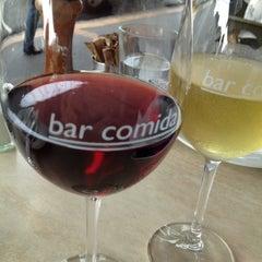 Photo taken at Bar Comida by James B. on 12/28/2012