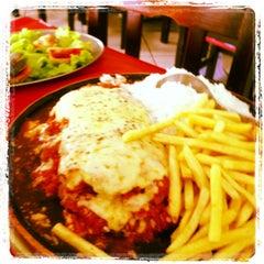 Photo taken at Restaurante do Rubinho by Patricia F. on 3/17/2013