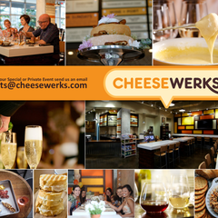 Photo taken at CHEESEWERKS by CHEESEWERKS on 9/14/2013