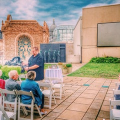 Photo taken at Madison Museum of Contemporary Art by Aaron B. on 6/7/2014