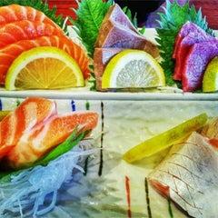 Photo taken at Sushi Tei by Fatymaah Z. on 1/24/2015