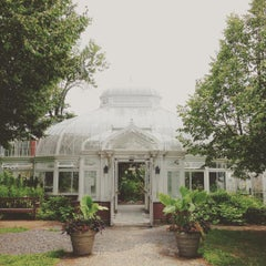 Photo taken at Westmount Greenhouse by Michelle K. on 7/9/2015