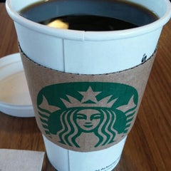 Photo taken at Starbucks by Ray G. on 3/24/2014