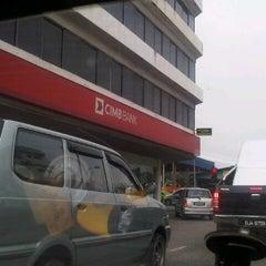 Photo taken at CIMB Bank Berhad, Jalan Kapar by Semutar H. on 8/3/2012
