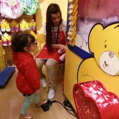 Photo taken at Build-A-Bear Workshop by Krystal Y. on 11/29/2013