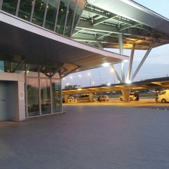 Photo taken at Senai International Airport (JHB) by Mang G. on 5/18/2013