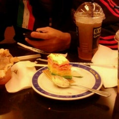 Photo taken at Coffee World by cindy c. on 10/3/2012