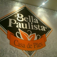 Photo taken at Bella Paulista by Rafael D. on 1/1/2013