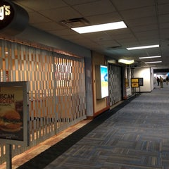 Photo taken at Concourse C by Kurt v. on 5/21/2014