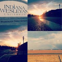 Photo taken at Indiana Wesleyan University by Jordan S. on 4/1/2013