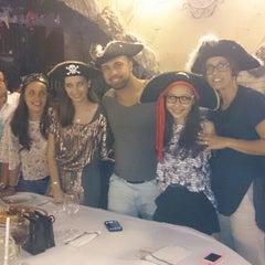 Photo taken at Taverna dos Piratas by Yuri D. on 9/13/2014