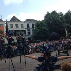 Photo taken at Deventer op Stelten by Herko C. on 7/13/2014