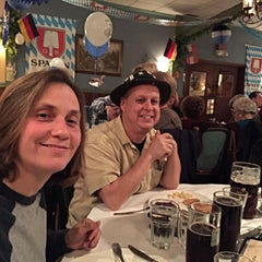 Photo taken at Edelweiss German/American Restaurant by Nancy M. on 10/25/2014