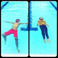 Photo taken at Pusat Akuatik Darul Ehsan (Aquatic Centre) by Syafienaz S. on 1/31/2013