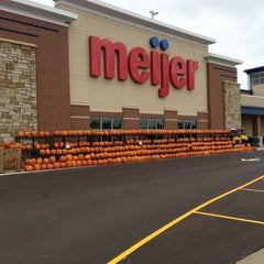 Photo taken at Meijer by Dave B. on 9/16/2013