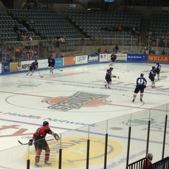 Photo taken at Allen County War Memorial Coliseum by Bill H. on 1/12/2013