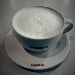 Photo taken at Wimpy by Jaco d. on 7/18/2013