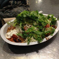 Photo taken at Chipotle Mexican Grill by christina s. on 1/19/2013