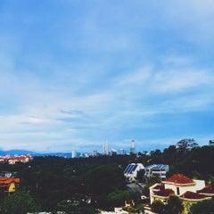 Photo taken at Wisma Chase Perdana by Azam B. on 8/27/2015