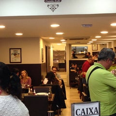 Photo taken at Raful Cozinha Árabe by Andre P. on 9/6/2014