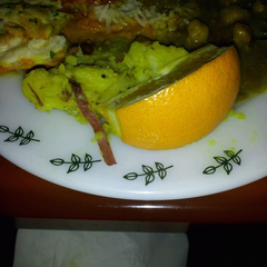 Photo taken at Coriander Indian Grill by Freda K. on 2/25/2013