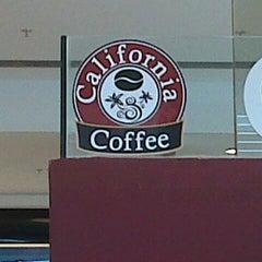Photo taken at California Coffee by Daniela R. C. on 11/12/2012
