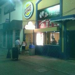 Photo taken at Burger King by Jarit Fernando D. on 1/14/2013