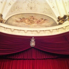 Photo taken at Salzburger Marionettentheater by Gabriela F. on 9/4/2013