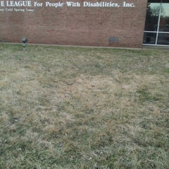 Photo taken at League for People with Disabilities by Kathy H. on 2/13/2013