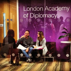 Photo taken at UEA London by Anna L. on 9/17/2013
