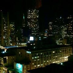 Photo taken at Parc 55 San Francisco - A Hilton Hotel by Laine on 1/7/2012