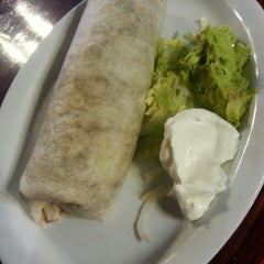 Photo taken at Leos Mexican Grill by Heather F. on 3/23/2014